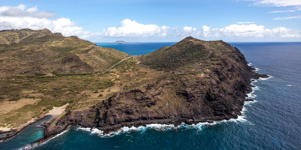 Punto Makapuu Oahu Hawaii