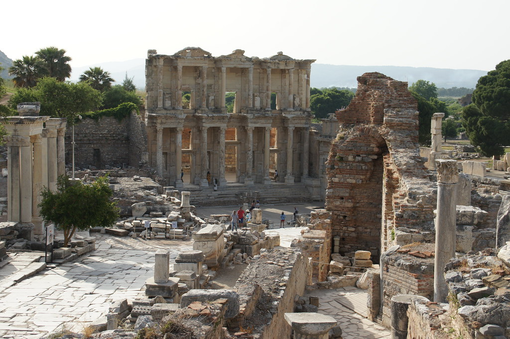 Ephesus, Turkey, May 2015