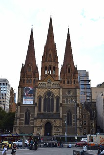 Melbourne (Anglican) Cathedral (St. Paul) | by hugh llewelyn