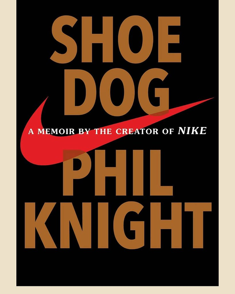Image result for shoe dog the book
