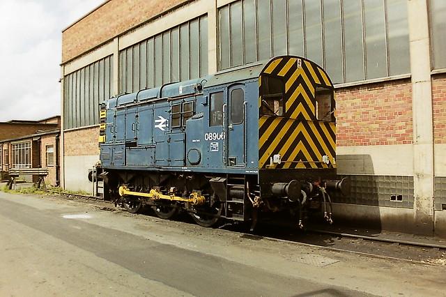 BRITISH RAIL 08906