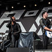 Pop Evil live at Uproar Festival 2014