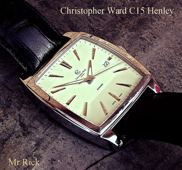 Christopher Ward, C15 Henley