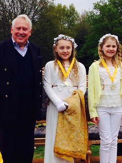 Crowning of the Chislehurst May Queen - May 2015 | by bobneillbc