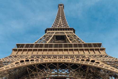 Eiffel Tower   by IRRphotography