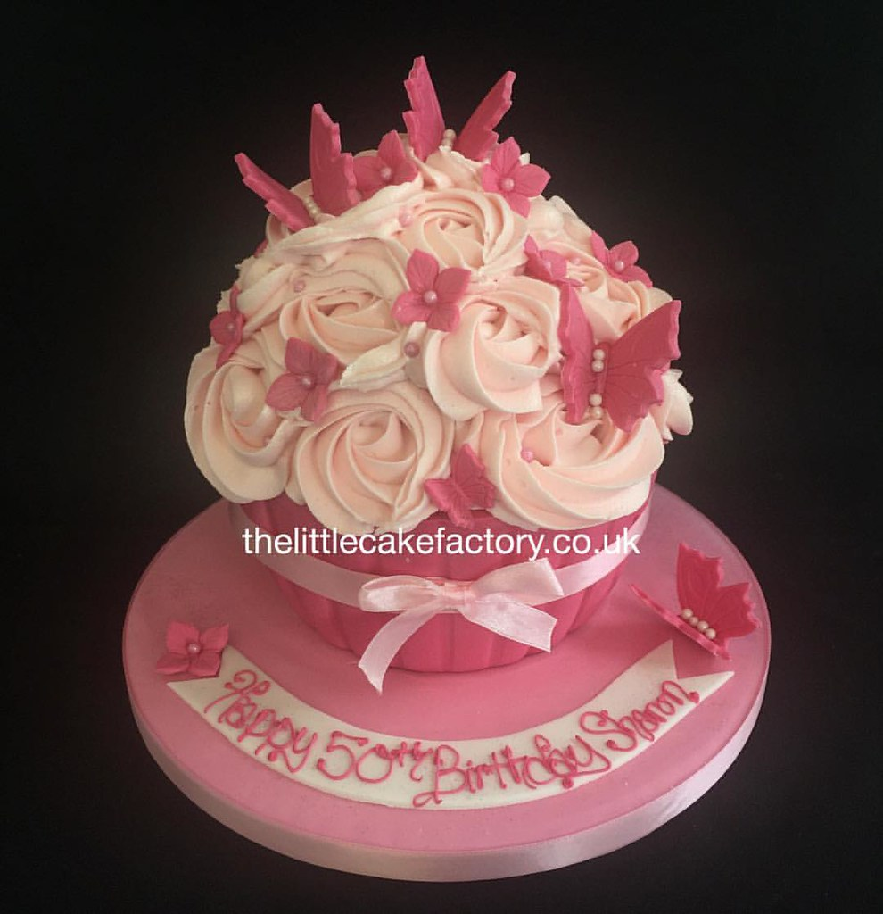 Giant Cupcake Birthday Cake View Our Gallery For More