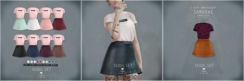 Seoul.Set - SaNaRae