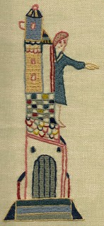 Lookout Tower | by Stamford Bridge Tapestry Project
