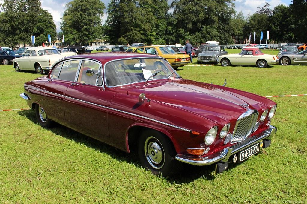 1968 - Jaguar 420 G - 94-32-FN -1 | Frans Verschuren | Flickr