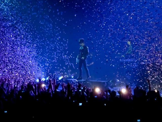 Indochine - Paradize+10 - Zénith, Paris (2012)