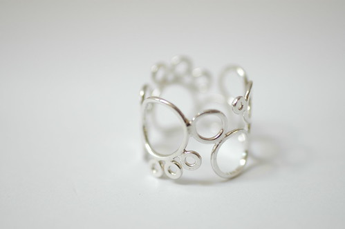 Bubble Lace Ring #1 (2006) | by ColleenBaran