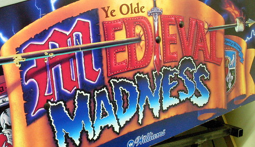 Medieval Madness Pinball Machine-91 | by PinballRobin
