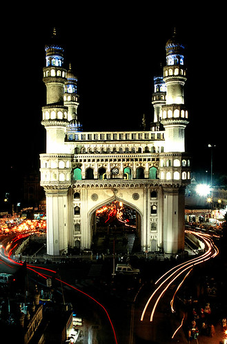 Charminar City Lights | by S a b i r