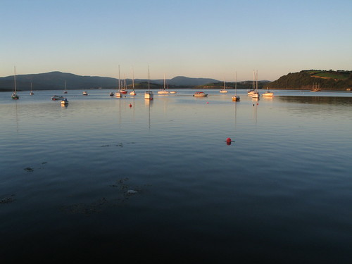Boats resting in Bantry Bay, West Cork | by Maura McDonnell