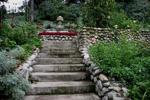 Stone Walls, Heather Lenkin garden | by brewbooks
