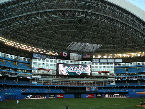 Inside Rogers Centre | by jimcchou
