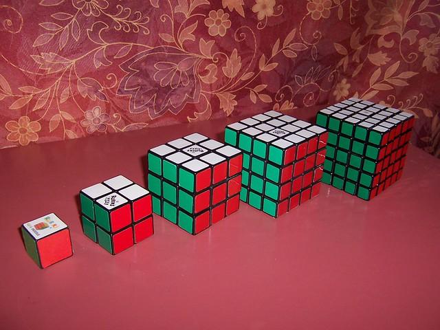 Rubik's Family photo