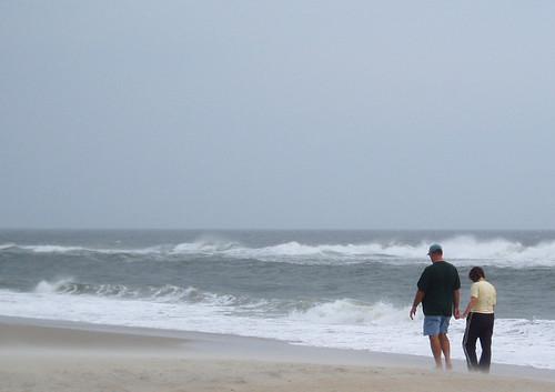 beach geotagged couple surf maryland easternshore assateague delmarva