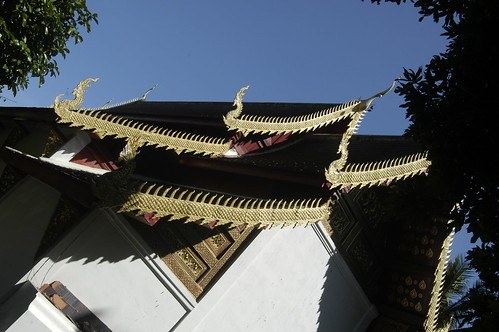 Temple roofline | by Nomad Tales