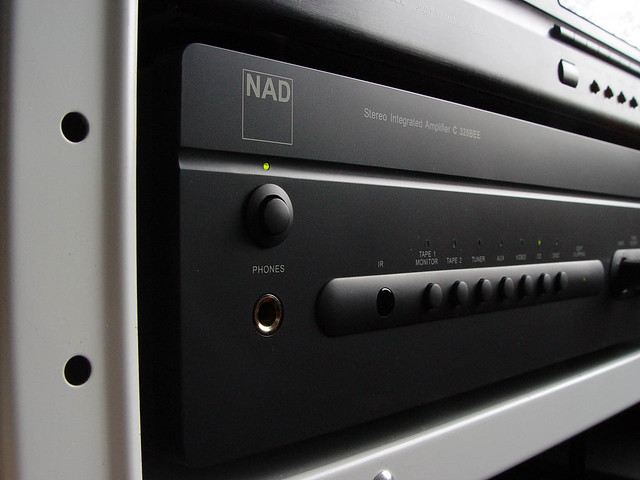 NAD C320BEE | My awesome NAD C320BEE Amp  Sounds great hooke