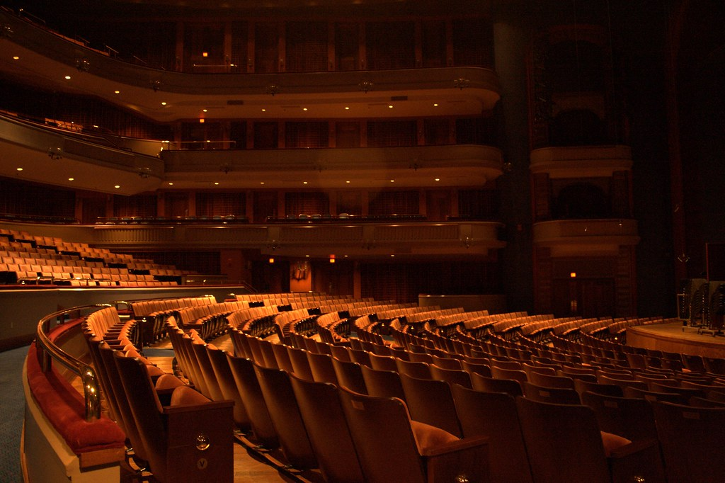 Ordway Seating 3 Michael Hicks Flickr