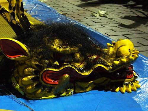 Kagura : La tête tranchée du serpent | by ghismo