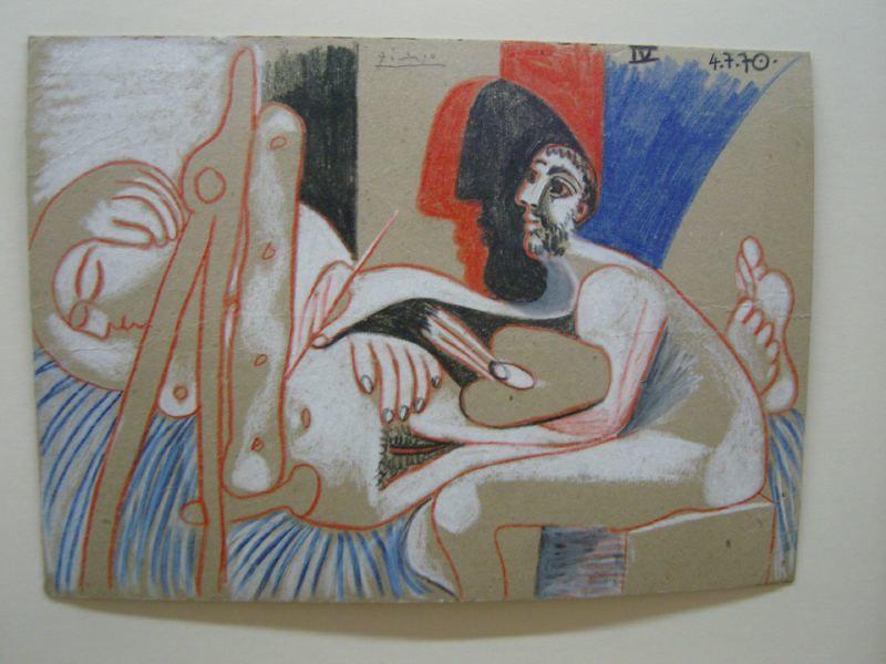 Picasso eduardo Eduardo Herrera