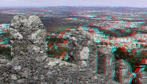 Castelo dos Mouros Sintra Portugal 3D | by wim hoppenbrouwers