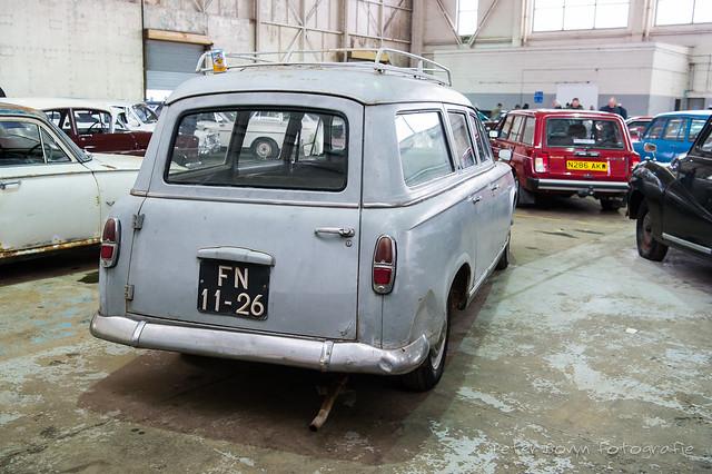 Peugeot 403 Commerciale - 1965