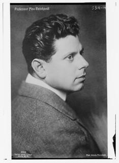 Professor Max Reinhardt (LOC)