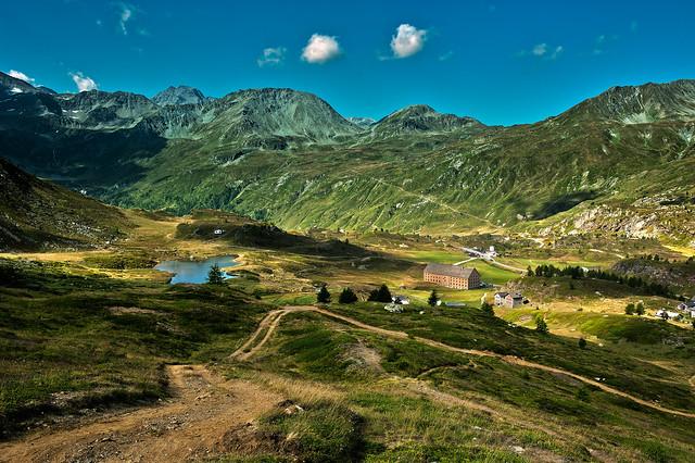 The Simplon Pass.Canton of Valais, Switzerland.  Izakigur 22.08.12, 12:25:27. No. 6689.