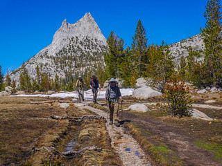 Along Upper Cathedral Lake | by snackronym