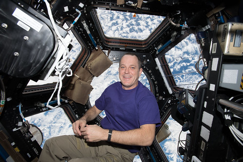 NASA astronaut and Expedition 55 Flight Engineer Ricky Arnold | by NASA Johnson