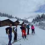 Skitouren St. Antönien 17.-18.03.2018