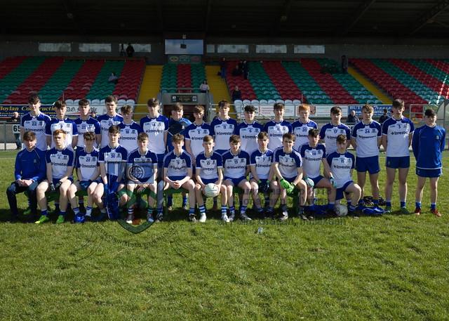 Buncrana Cup 2018 - Monaghan v Tyrone