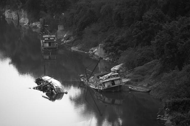 The shipwreck - Chongzuo
