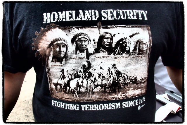 P8123790...Homeland Security...Fighting Terrorism since 1492...