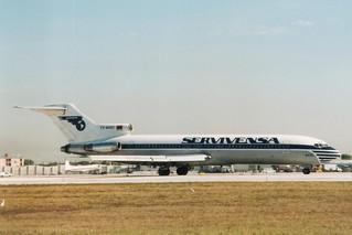 YV-843C B727 @ Miami 16-03-1996
