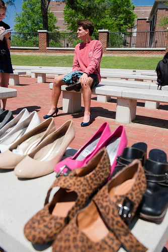 Walk a  Mile in her Shoes-1
