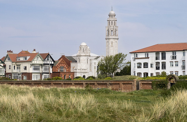 The White Church, Ansdell Road South, Lytham St Annes, Fylde, Lancashire, UK