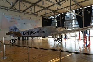 Bremen D 1167 Junkers W33 | by seghal1