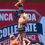 NCA College Nationals 2018 - Coed D1A