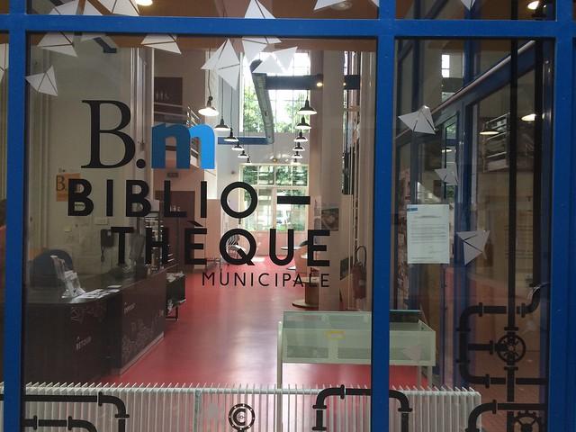 Bibliothèque municipale de Nantes