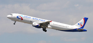 Ural Airlines, VQ-BOF