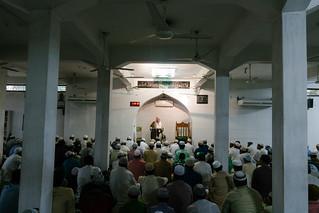 Eid prayers'2018.