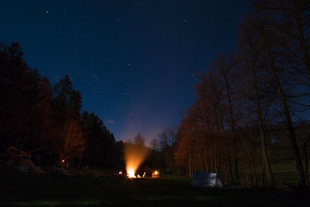 Nightshoot at the German Odenwald