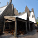 Covered Terrace at Rear of Three Broomsticks