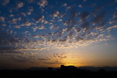 sky sunrise ed dawn olympus 12mm f20 早安 epl7
