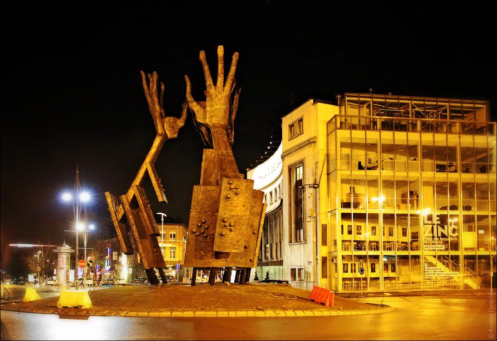 Шарлеруа, Бельгия