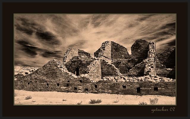 Chaco Canyon 07-2